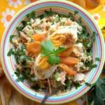 salat-s-kopchenoj-kuricej-i-suxofruktami