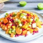 salat-s-xurmoj-mandarinami-kivi-i-granatom