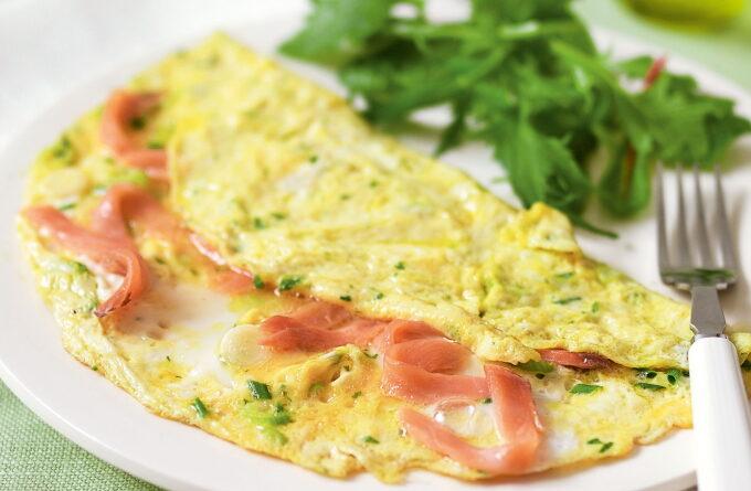 omlet-s-lososem