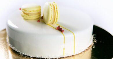 Муссовый шоколадно-банановый торт от шеф-кондитера!