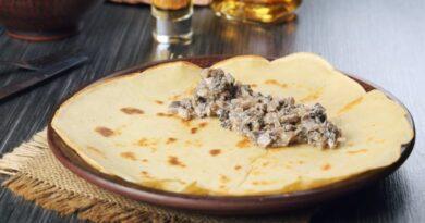 Стакан сырой картошки и немного ряженки… Забытый деревенский рецепт!