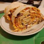 Самая сытная начинка для лаваша - идеально для тех, кто любит вкусно поесть, но не любит готовить