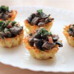 Мягкие тарталетки (не тесто) с вкусной и сочной начинкой