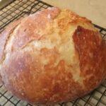 Быстрый хлеб без замеса на французский манер для тех, кто ценит свое время!