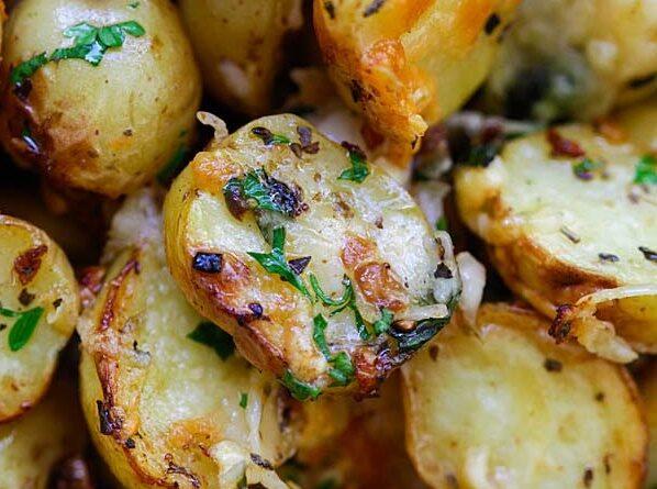 Итальянский Жареный картофель. Аромат и вкус завораживает!
