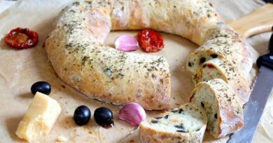 """Хлеб итальянских бабушек """"Чамбелла"""""""