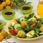 salat-s-oduvanchikami