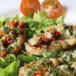 «Итальянские лодочки» Простой рецепт закуски
