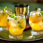 Коктейль «Апельсиновый мохито»