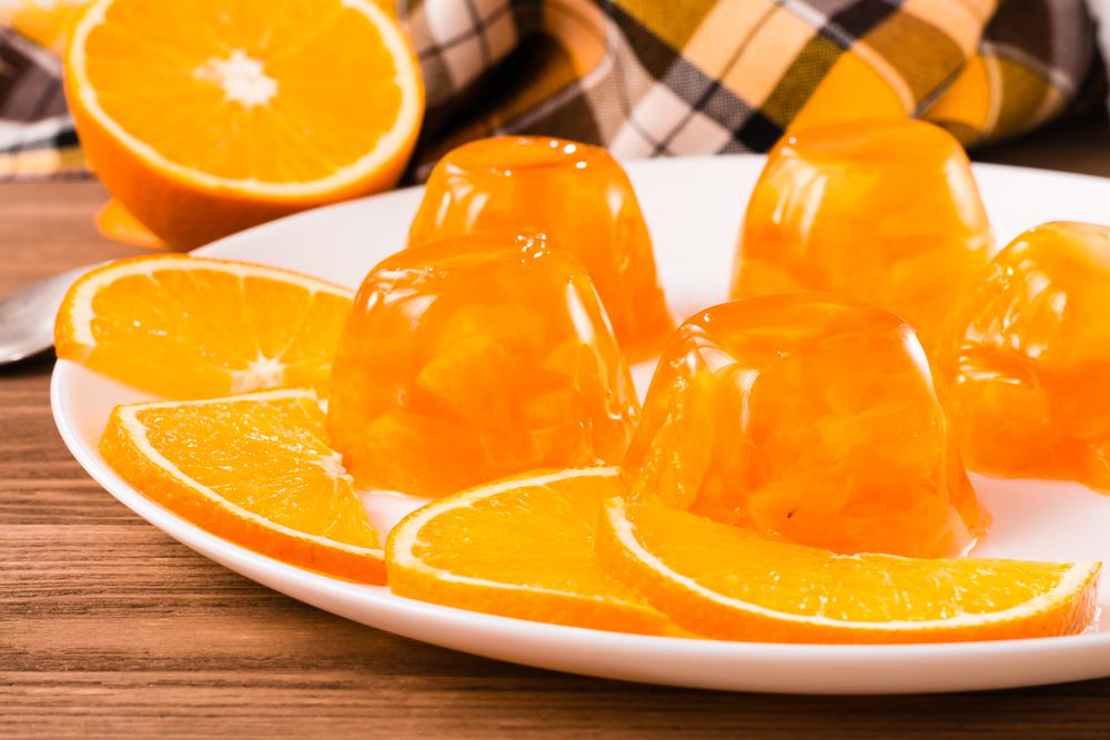 Домашнее апельсиновое желе: простой рецепт