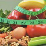 Как уменьшить объемы за 7 дней. Прекрасная простая диета