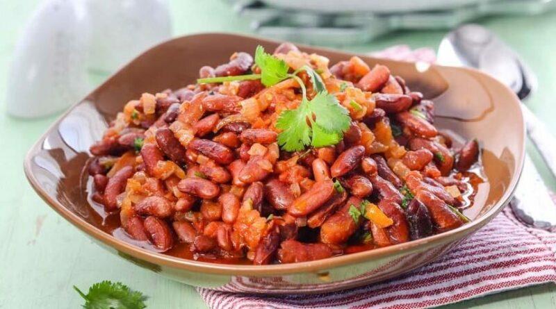 """Очень вкусное старинное болгарское блюдо из фасоли - """"чукане"""". Чуть исправленное """"под нас""""."""