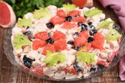 damskij-salat-s-kuricej