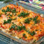kartoshka-s-farshem-i-pomidorami-v-duxovke