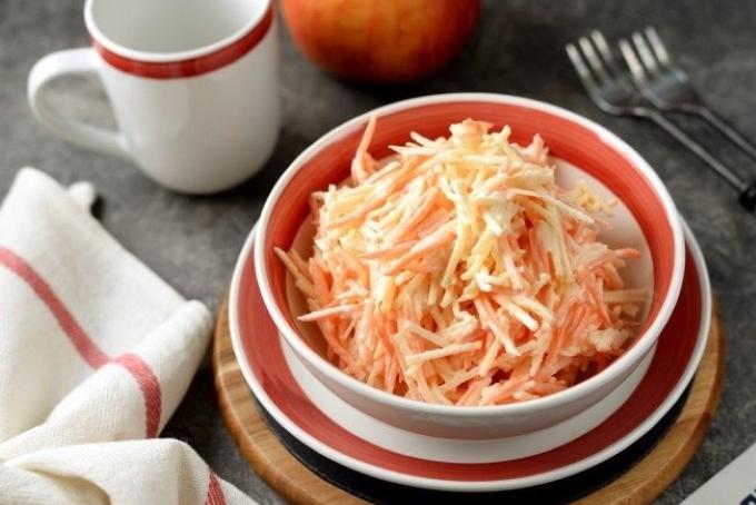 salat-iz-morkovi-yabloka-i-syra