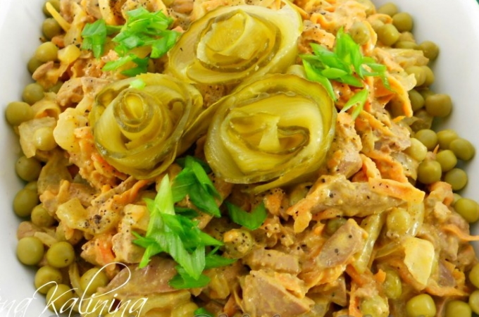 salat-s-pechenyu