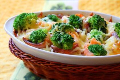 zapechennyj-losos-s-brokkoli