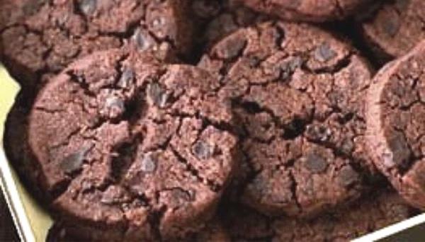Меня привлекло забавное название печенья в парижской кулинарной книге, и рецепт оказался шедевром