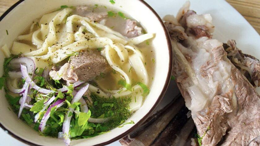 Шулэн – классика бурятской кухни