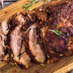 Самое пасхальное блюдо - Штуфада - жаркое из мяса.