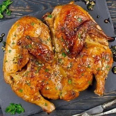 Курица по аджарски