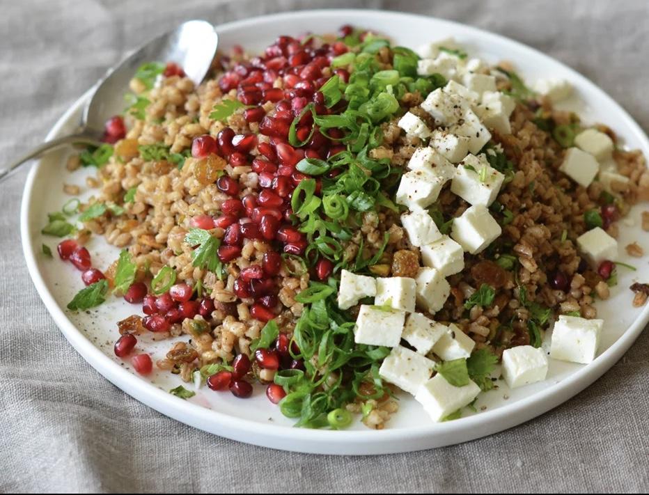 Африканский праздничный салат.