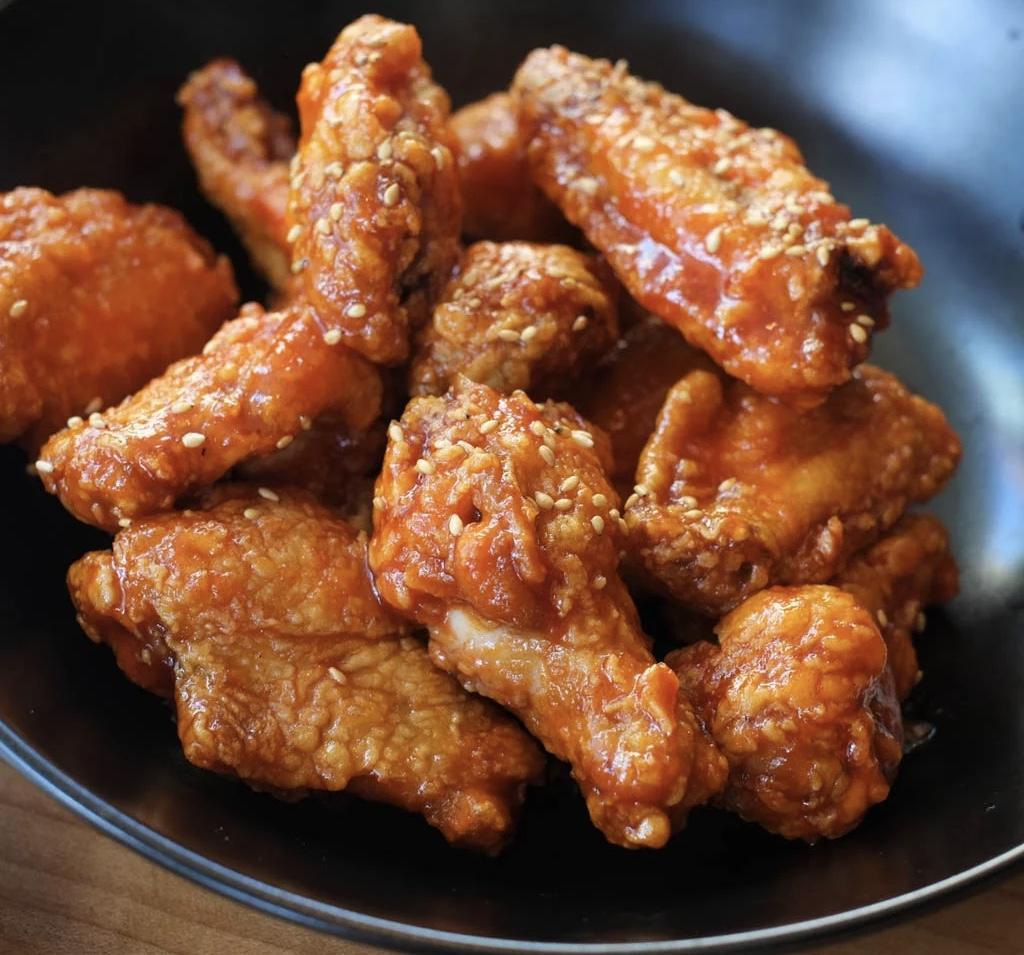 Курица по-корейски - круче, чем в ресторане! Ты сможешь!