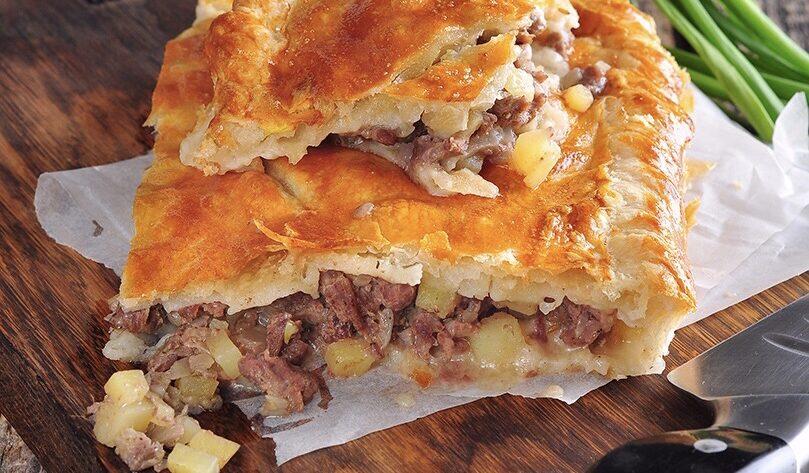 Кобете (Кубэтэ) — традиционный крымско-татарский пирог!
