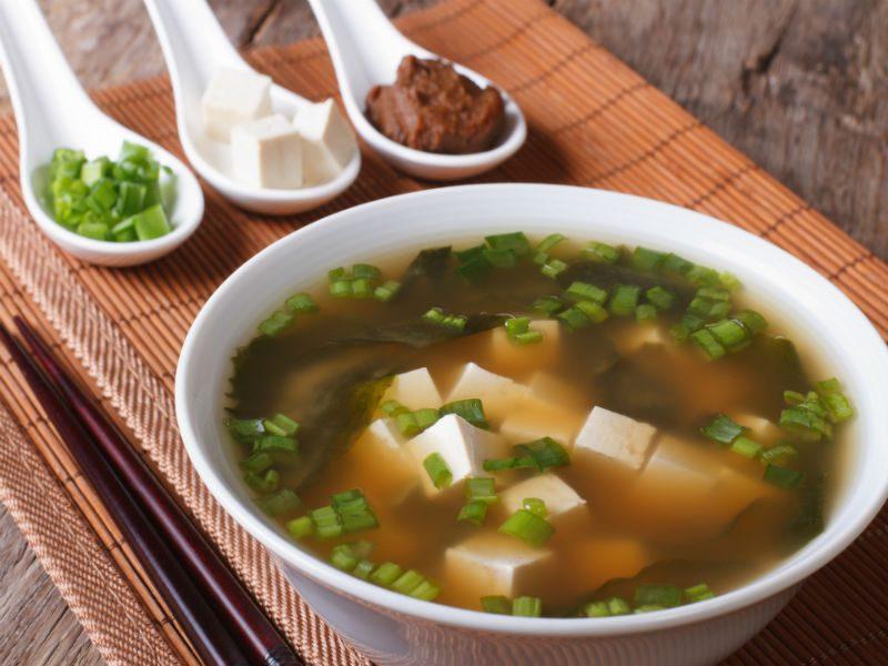 Рецепт японского Мисо-супа