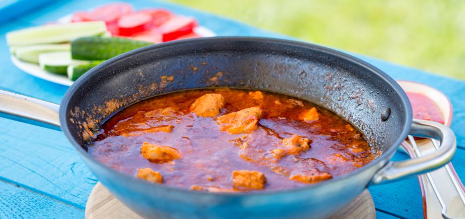 Бесподобная свинина в томатном соусе