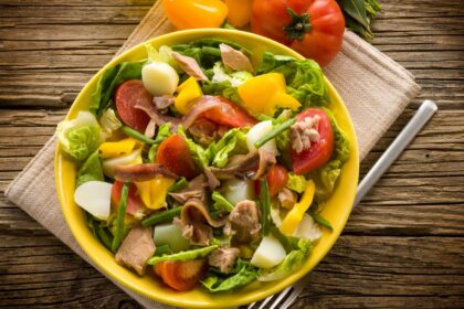 Проверенный рецепт французского салата Нисуаз