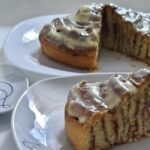 Пирог-улитка с корицей
