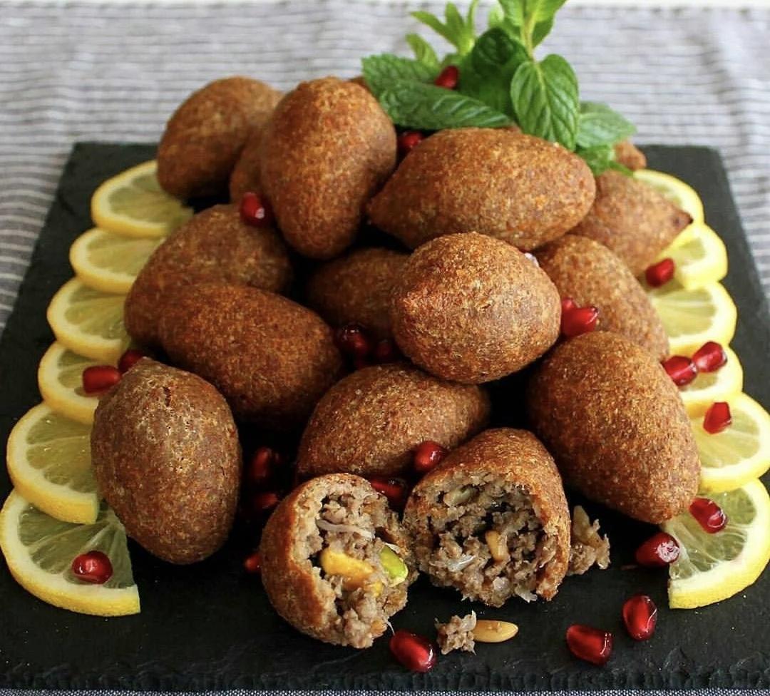 Кеббэ- национальная гордость Ливана! Сложно, но невероятно вкусно!