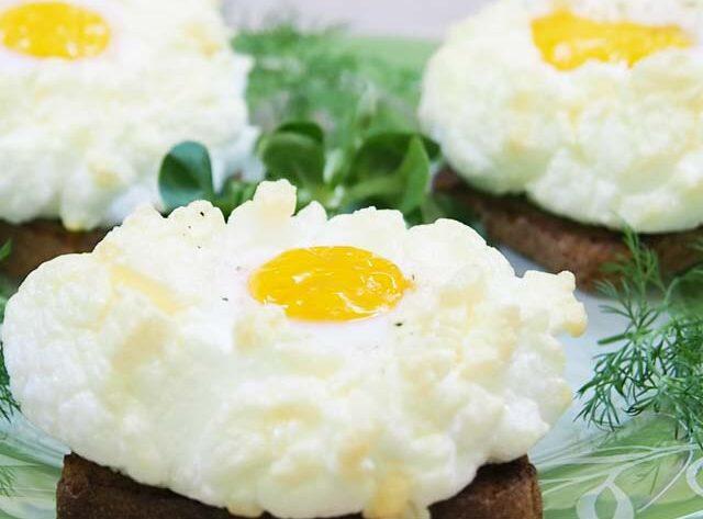 Яйца Орсини – великолепная идея вкусного завтрака! (Orsini eggs)