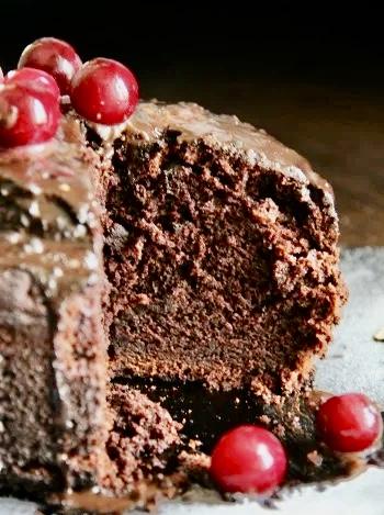"Рецепт шоколадного торта ""На раз, два, три"""
