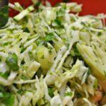Мексиканский капустный салат