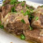Мясо по-кремлевски. Готовим по рецепту советского ресторана: становится нежным словно паштет