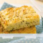 Рецепт кабачковой запеканки с рисом