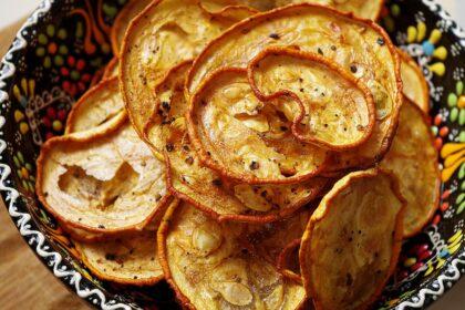 Кабачковые чипсы в сушилке