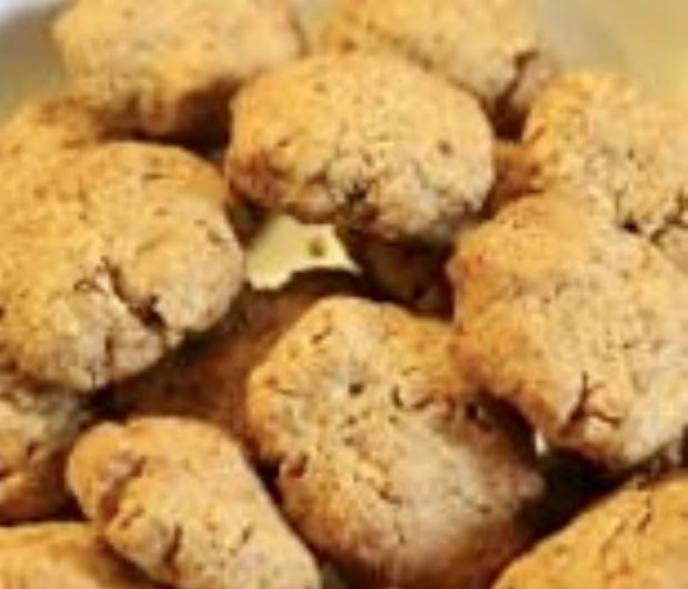 Печенье овсяное диетическое.