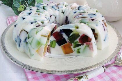 Десерт «Битое стекло»