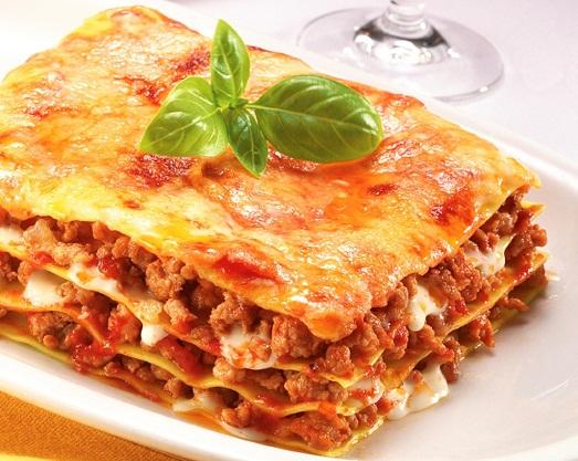 Самые вкусные блюда - Лазанья