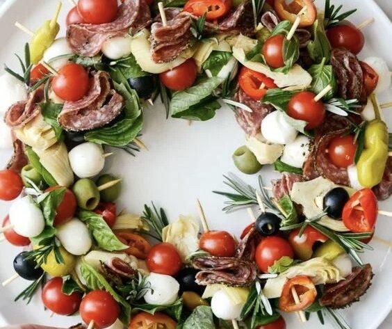 Аппетитные идеи сервировки, которые удивят всех гостей