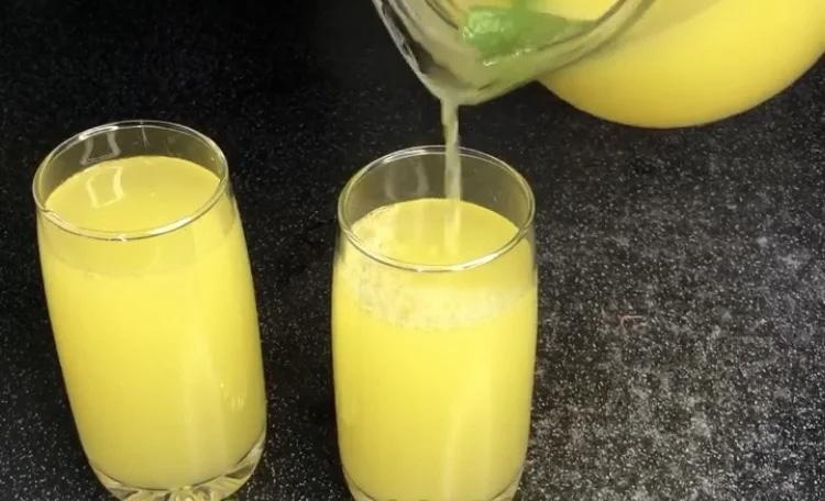 Лимонад делаю круглый год, теперь не нужны магазинные напитки