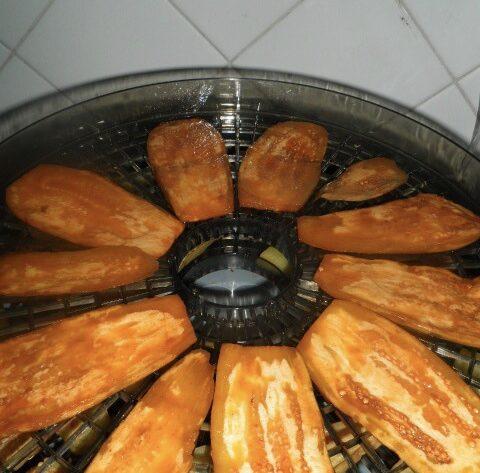 Вяленые баклажаны в маринаде