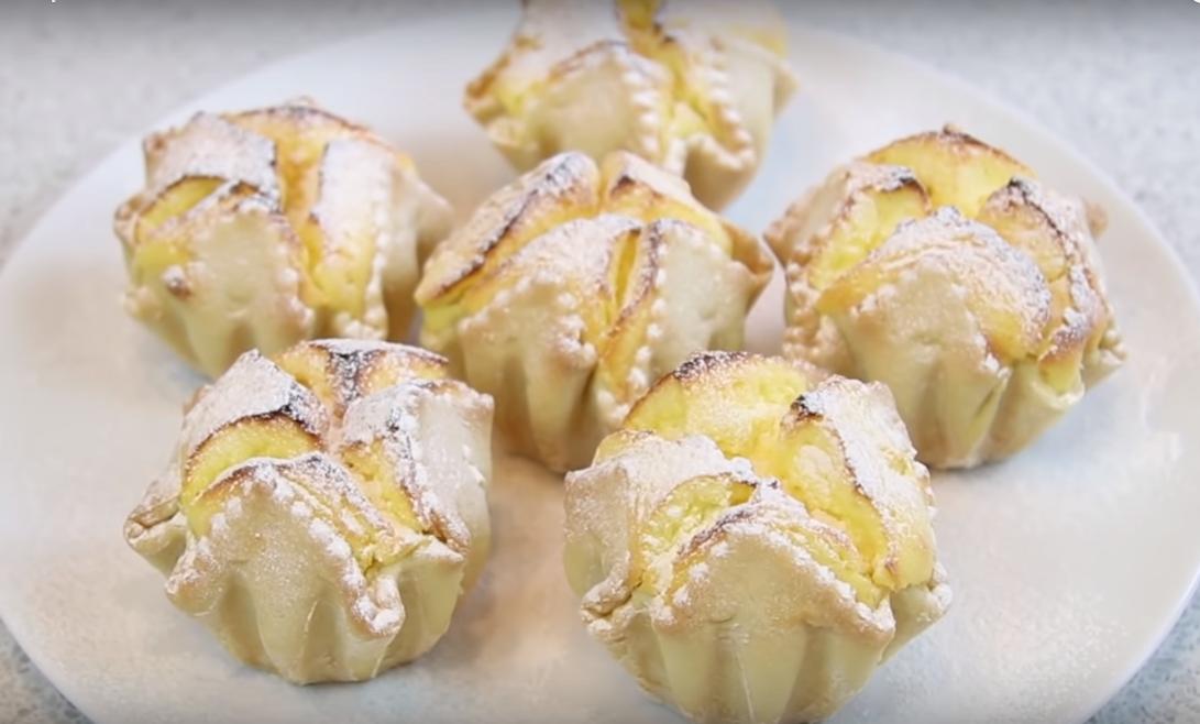 Итальянские Пирожные СОФФИОНИ или «Письма любви» ✧ Soffioni Abruzzesi