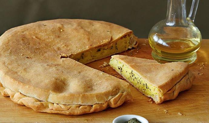 Пататник, картофельный пирог