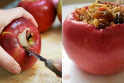 Запеченные яблоки «Чаша здоровья»: 2 недели вместо ужина — минус 3 кг на весах. Да и вкус только лучше становится.