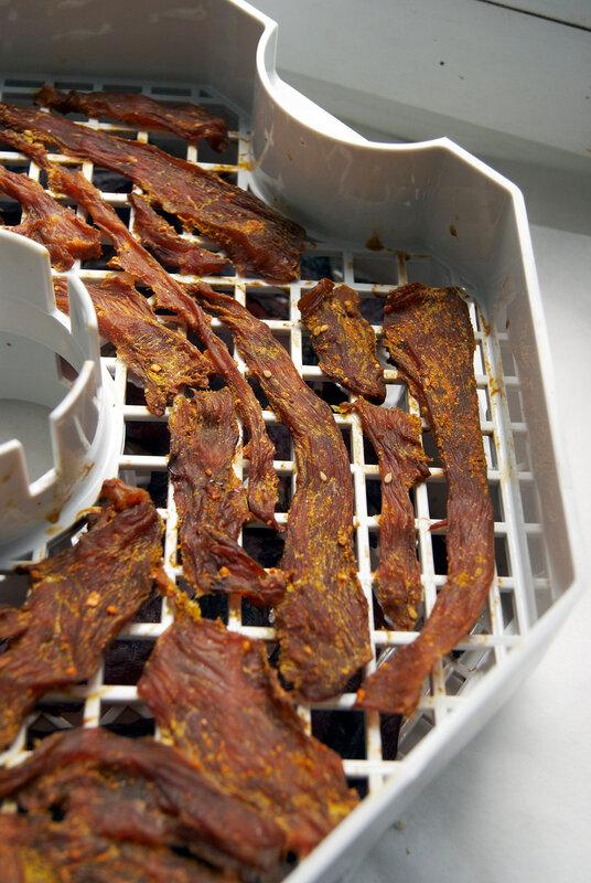 Вяленое мясо ( jerky)