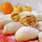 Вкусные пирожки с яблоками по-гречески: Милопитакья